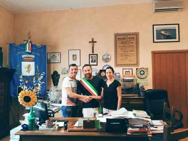 Photo of Rimpasto in Giunta a Capalbio: Luca Burlandi lascia, Giulia Pipi entra