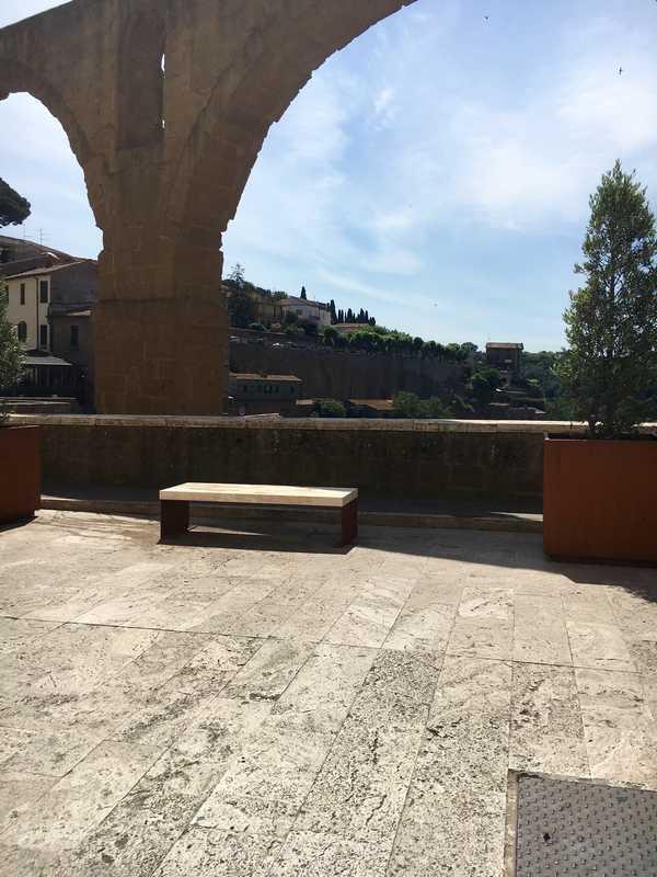 Photo of Nuovo arredo urbano per il centro storico di Pitigliano