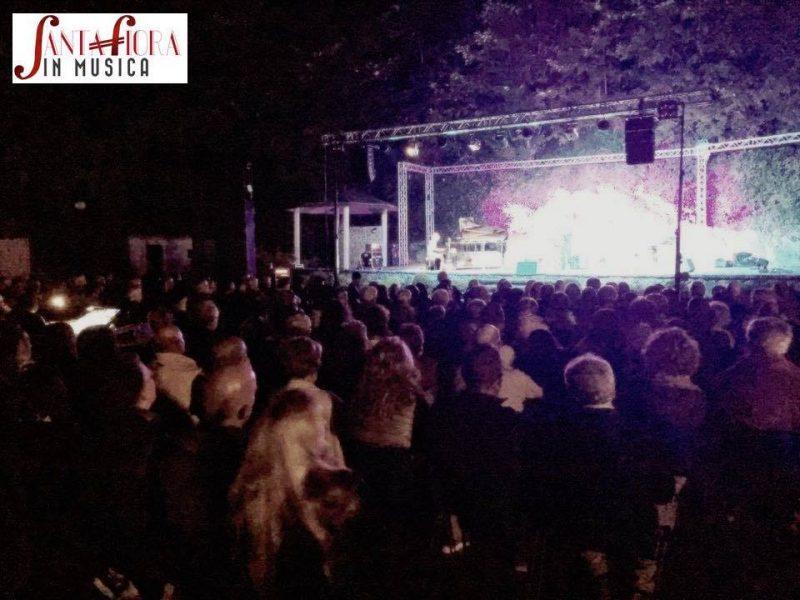Santa Fiora in musica da record: più di 5mila spettatori