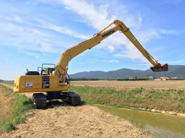 Consorzio di Bonifica: riapre il servizio di irrigazione