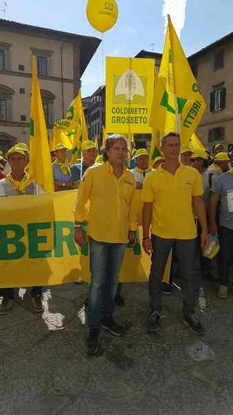 """Ungulati, gli agricoltori scendono in piazza: """"Basta danni, bisogna difendere il territorio"""""""
