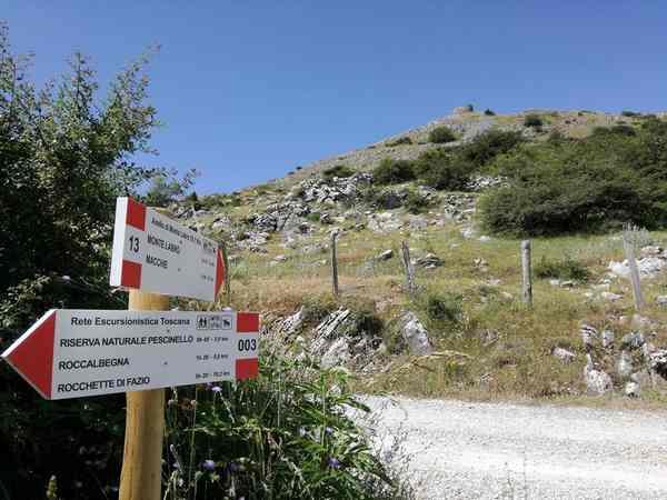 Dall'Amiata a Porto Ercole, completata la cartellonistica del progetto Vetta-Mare