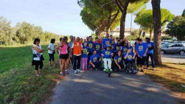 Grosseto si mette in cammino per Amatrice: successo della passeggiata benefica targata Uisp