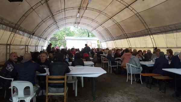 Domenica di solidarietà ad Arcidosso: raccoltioltre 5mila euro in favore di Amatrice e Accumoli