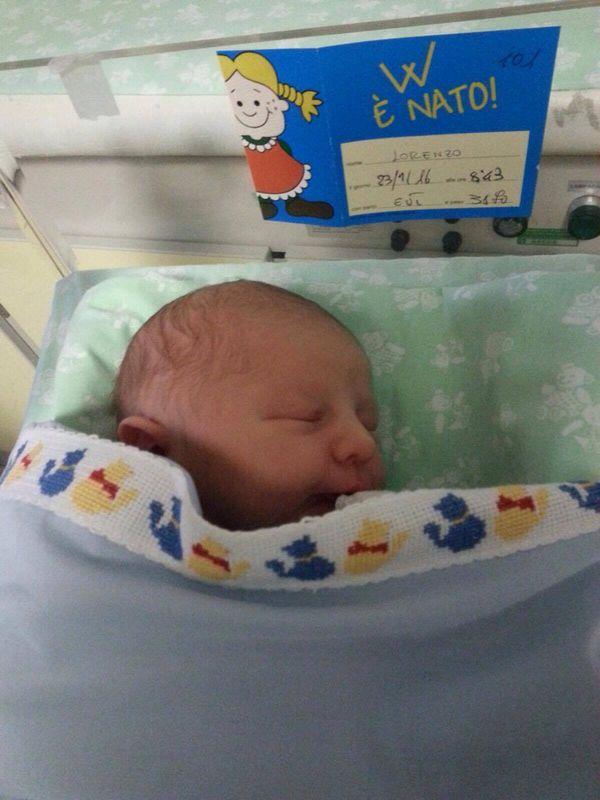 Photo of Fiocco azzurro a Confartigianato Imprese Grosseto: è nato Lorenzo