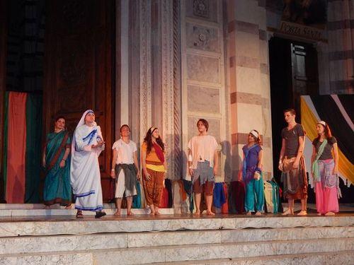 Settimana della bellezza: domenica passeggiata tra i sacri tesori e musical su Madre Teresa