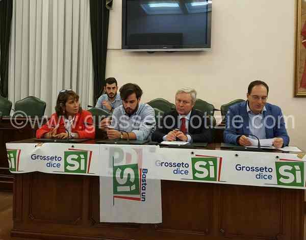 """Referendum, nasce """"Grosseto dice sì"""": ecco il comitato degli amministratori maremmani"""
