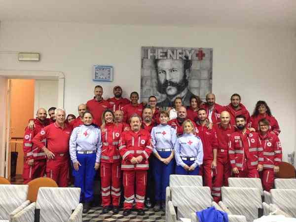 Croce Rossa, i soci si riuniscono in assemblea: approvato il bilancio 2016