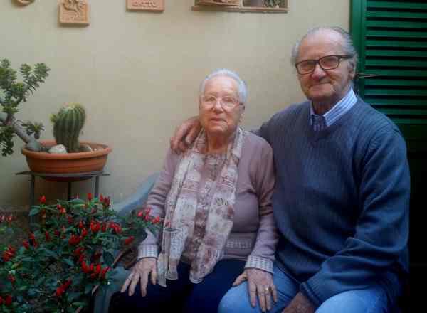 Frasi Auguri Anniversario Di Matrimonio 60 Anni.Gli Auguri Di Lorella Ronconi Per I 60 Anni Di Matrimonio Dei Genitori