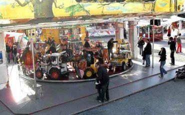 """Marina, il Consorzio: """"Luna Park a rischio, il Comune ci dia una mano per le spese"""""""