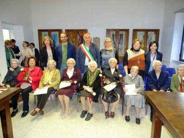 """La Città Visibile, Magliano premia le sue """"suffragette"""": """"Giornata emozionante al'insegna della cultura"""""""
