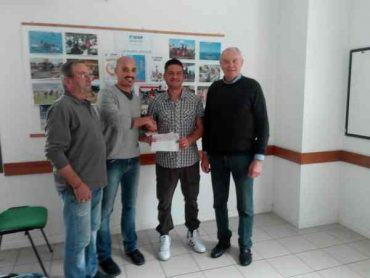 La Uisp tende la mano alla solidarietà: 390 euro all'Ammec grazie al torneo di beach basket