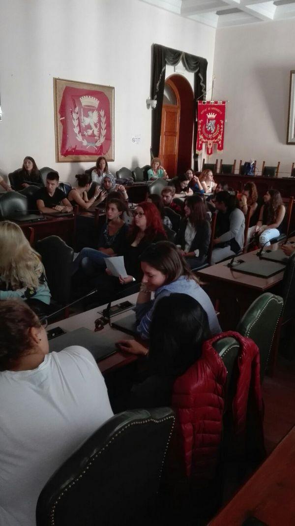 Gli studenti dell'ISIS Leopoldo II di Lorena promotori di salute