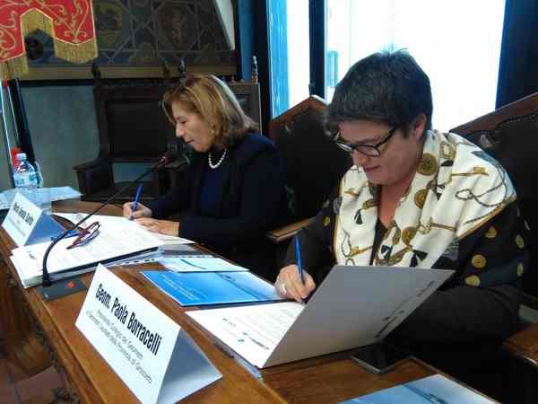 Il Collegio dei geometri rinnova il Consiglio: Paola Borracelli saluta dopo otto anni di presidenza