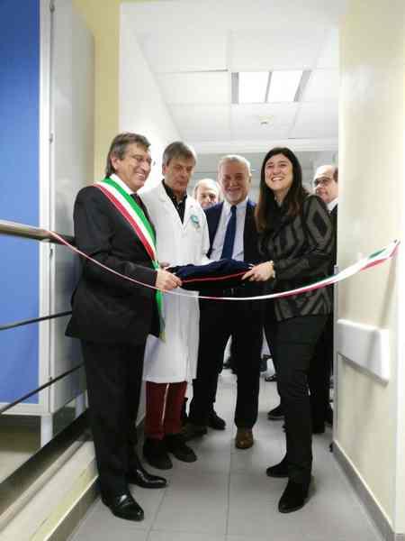 Photo of Castel del Piano, potenziato l'ospedale: nuovi strumenti diagnostici e sede più ampia per l'ospedale di comunità