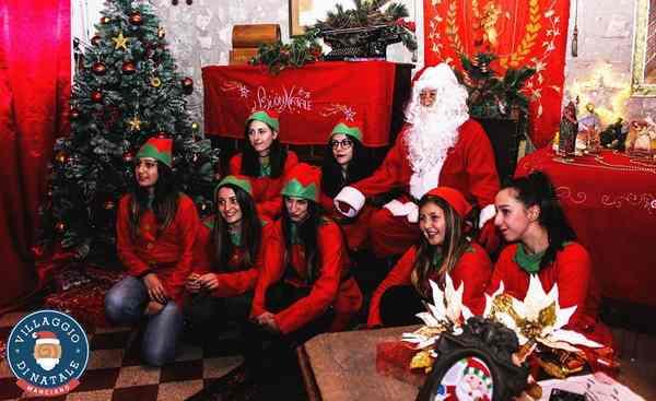 Musica, pista sul ghiaccio e Villaggio di Natale: a Manciano si respira aria di festa