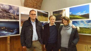 """Inaugurata a Monterotondo Marittimo la mostra """"Geotermia, i luoghi, le persone"""""""