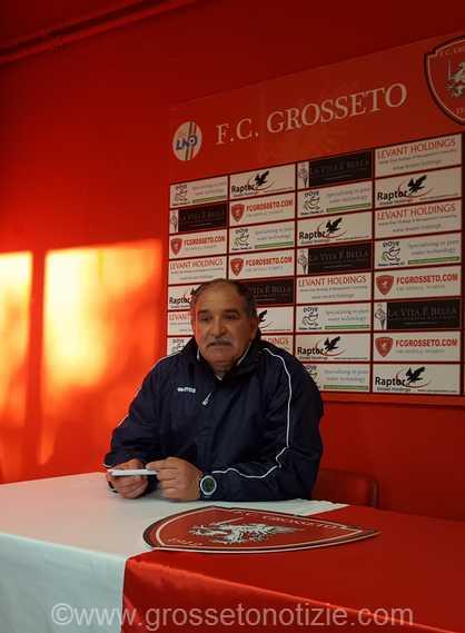 "Grosseto-Savona: le interviste. Federici: ""Sconfitta immeritata"""