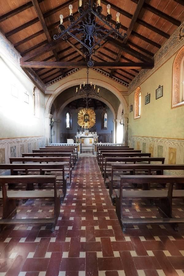 Photo of Geotermia e arte: luce nuova per la chiesa di Lagoni Rossi