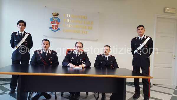 Rapinano due uomini e un minorenne nel giro di due giorni: arrestati dai Carabinieri