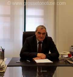 Domenico Ponziani è il nuovo Questore di Grosseto