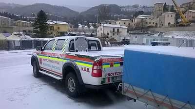 Terremoto centro Italia: in missione un mezzo della Protezione Civile della Misericordia