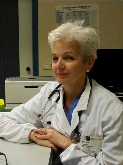 Ospedale Misericordia: la dottoressa Genni Spargi nuovo direttore di Anestesia e Rianimazione