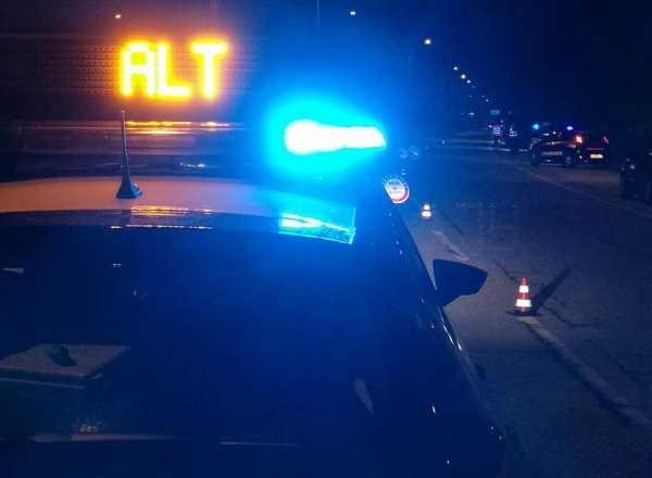 Week end di controlli dei carabinieri nella zona sud della provincia: due uomini nei guai