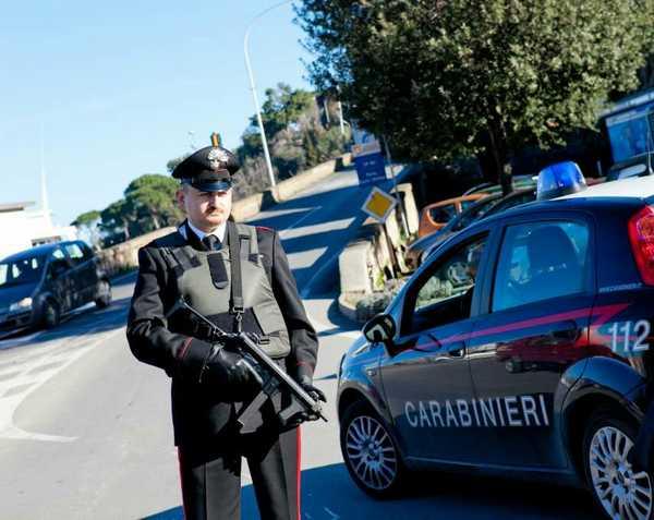 Danneggiamento e violazione degli obblighi di assistenza familiare: arrestato dai Carabinieri