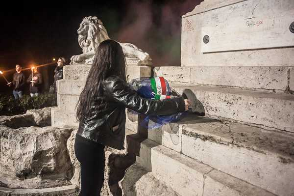 Giorno del ricordo delle foibe: CasaPound commemora le vittime italiane