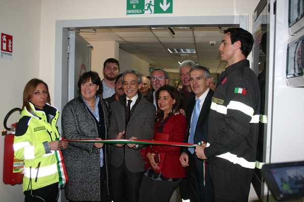 Inaugurata la nuova centrale del 118 Siena – Grosseto