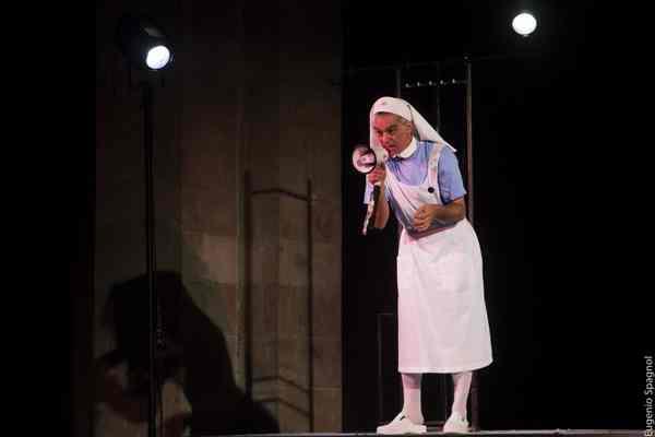 """Teatri d'Amiata: """"Lourdes"""" in scena al Teatro degli Unanimi di Arcidosso"""