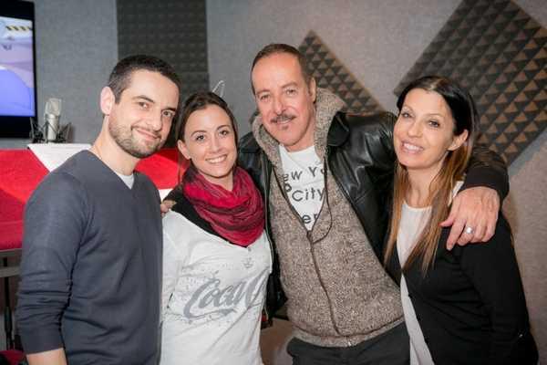"""""""Cartoonizziamoci"""": Massimo Lopez e Monica Ward tornano allo Studio Enterprise"""