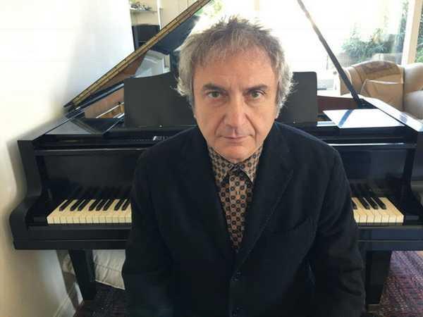 Roberto Cacciapaglia in concerto al Teatro delle Rocce: il pianista presenta il suo doppio album