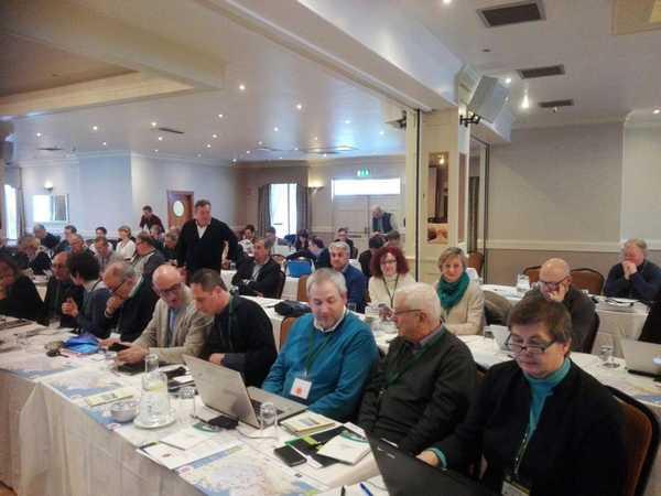 Le Colline Metallifere in Irlanda: il Parco al meeting della rete dei geoparchi Unesco