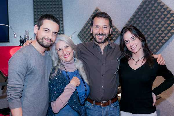 Doppiaggio: Vittorio Guerrieri e Roberta Greganti promuovono le voci maremmane dello Studio Enterprise