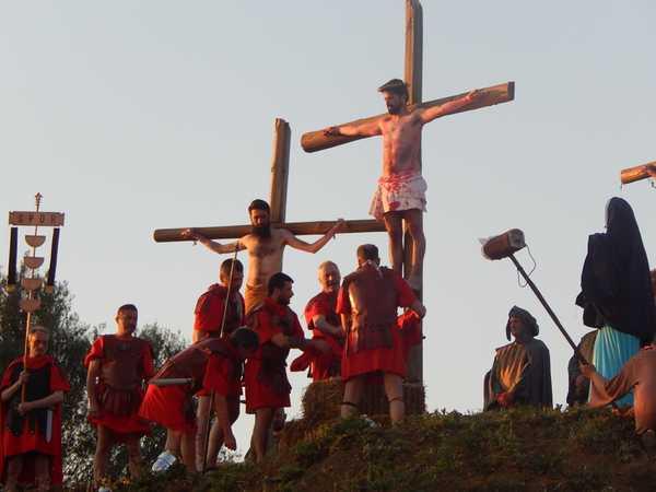 Torna la Via Crucis drammatizzata: sarà ambientata all'ex cava