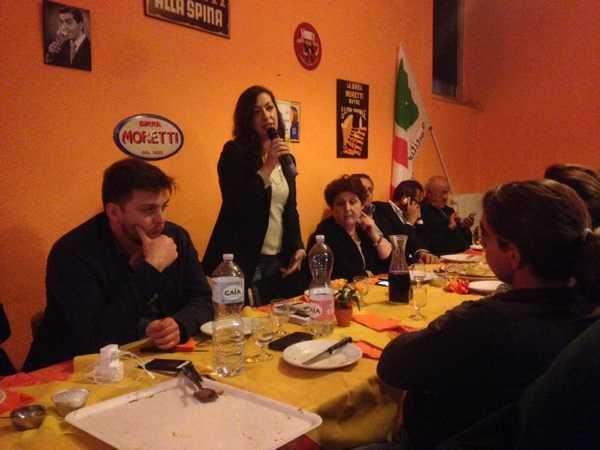 Photo of Primarie Pd: il viceministro Teresa Bellanova in Maremma per sostenere Renzi