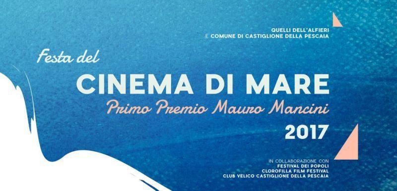 """Nasce il premio """"Mauro Mancini"""", il concorso per i film che raccontano il rapporto tra uomo e mare"""