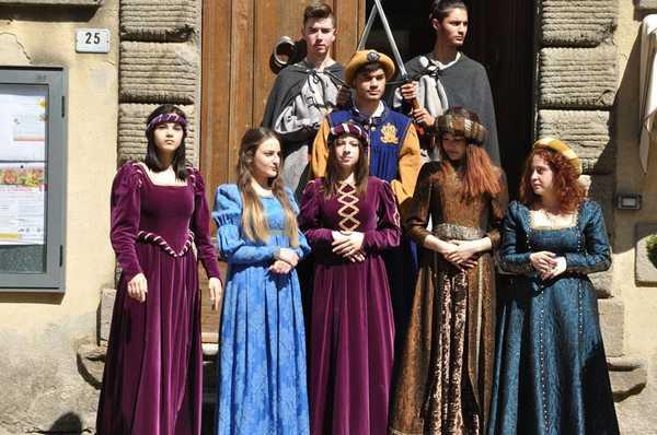 Gemellaggio tra Segni e Santa Fiora nel segno della storia