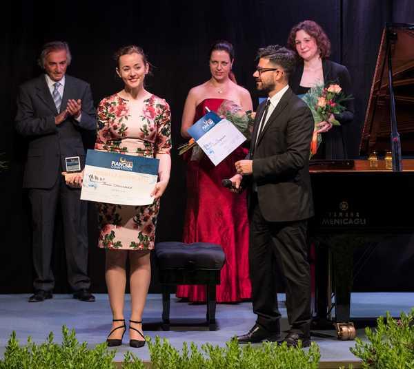 Photo of Orbetello Piano Competition parla kazako: la pianista Oxana Shevchenko vince il primo premio