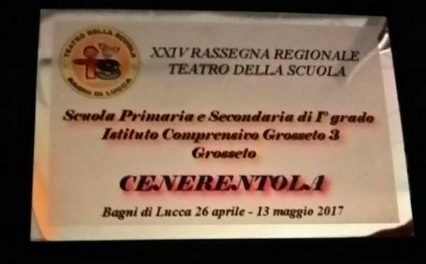 """""""Cenerentola"""": successo in Toscana per il coro dell'Istituto comprensivo 3. Prossima tappa Milano"""