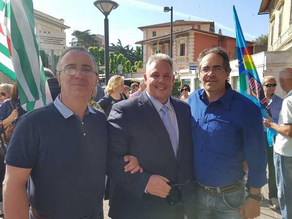 Varese, Sciopero dei dipendenti della Provincia contro la legge Delrio