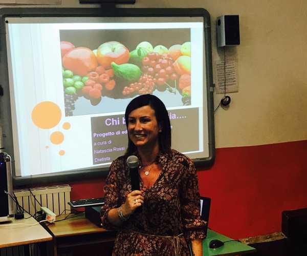 """Photo of """"Chi ben comincia…"""": gli studenti a lezione di educazione alimentare"""