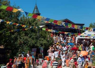 Ritiro Dzogchen a Merigar: è l'evento più importante dell'anno per la comunità
