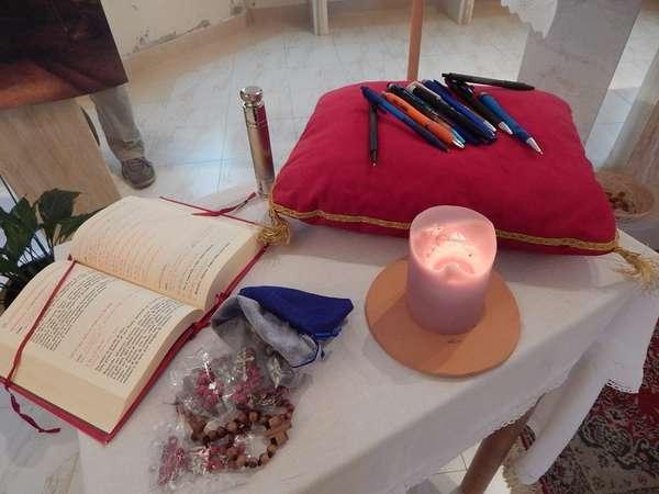 Domenica messa dei maturandi e benedizione delle penne