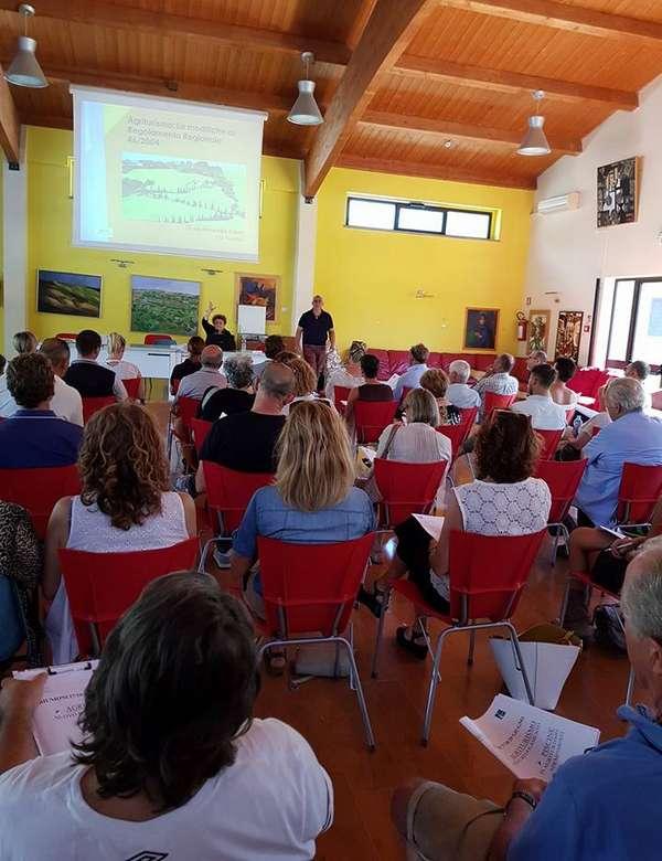 Successo per il tour informativo sui nuovi regolamenti per gli agriturismi organizzato da Turismo-Verde e Cia