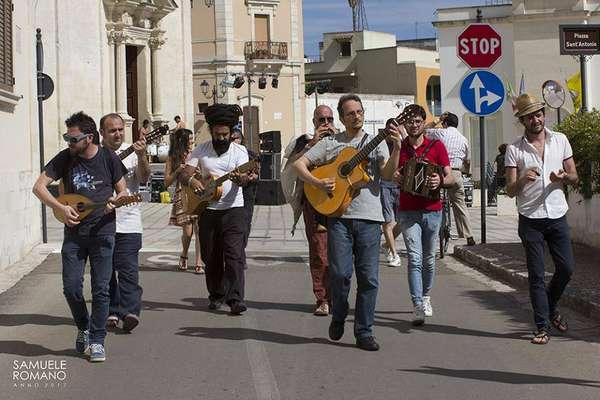 Arcidosso, al via tre giorni di musica e balli con Amiata Folk Festival