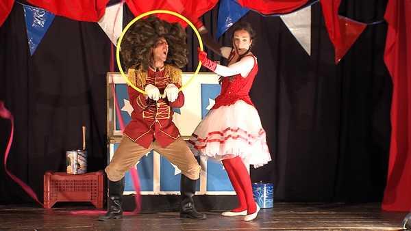 """Sere al Porto: musica, sorprese e comicità per bambini con """"Il circo inventato"""""""