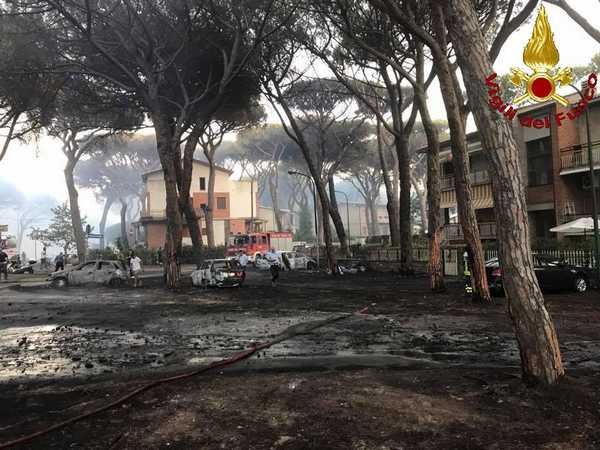 """Photo of Incendi del 2017, il Comune si costituisce parte civile al processo: """"Atto doveroso"""""""